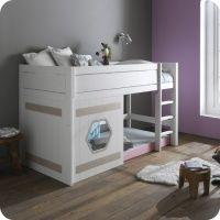 Lifetime Campaign - félmagas ágy