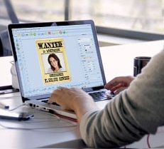 Make your own posters, banners and certificates with RonyaSoft poster maker software