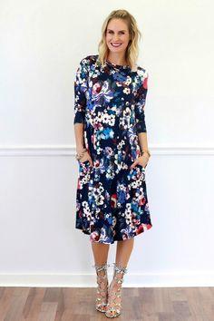 Piper Street Dress - Kelsey
