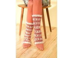 Galen Stirrup Socks (Knit)