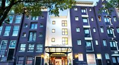HOTEL|オランダ・アムステルダムのホテル>運河沿いのタウンハウス>ホテル ピューリツァー アムステルダム(Hotel Pulitzer Amsterdam)