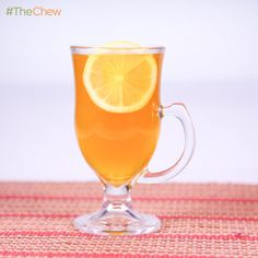 Clinton Kelly's #HotToddy! #TheChew