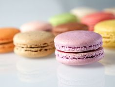 Have you ever tried a Parisian Macaron? I have been obsessed with them ever since I tried them. The best ones I've ever had ( I haven't been to Paris yet) are at Payard in New York City. A Parisian...