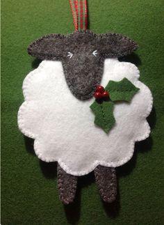 Lamb felt