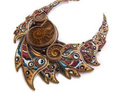 bead embroidery jewelry - Google Search