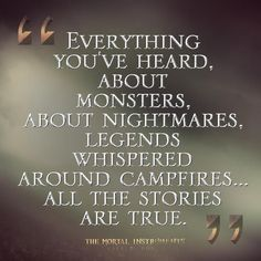 immortal instruments quotes | The Mortal Instruments Quotes in Pictures