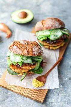 Green Sandwich.
