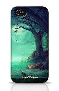 Spooky Forest With Dead Trees Apple iPhone 5C Phone Case