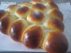 BBD 27: Panes latinos. Pan dulce de Ecuador