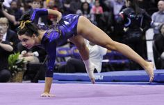 4 LSU gymnastics team will be fighting for more than a victory against No. 5 Alabama when the teams compete in the sixth annual Etta James Memorial Meet Women's Gymnastics, Chalk Talk, Female Gymnast, Lsu Tigers, Florida Gators, Sports Women, Leotards, Alabama, Finals