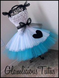 Alice in Wonderland Tutu dress Tutu dress| Halloween Costume…