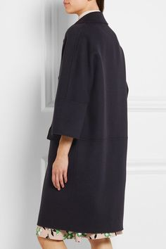 Marni | Wool, angora and cashmere-blend coat | NET-A-PORTER.COM