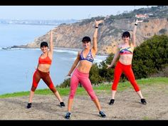 Fat Burning Dance Workout 21 min - YouTube Complete 4/14/16