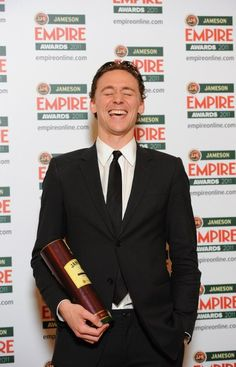 Tom Hiddleston.....I am in love with this pic