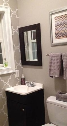 Find This Pin And More On MirrorMate DIY Mirror Makeovers By Customers Mirrormate