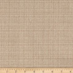 Perfect fabric for refreshing, modernizing and revitalizing an old piece of furniture and updating with a new look. This medium/heavy weight upholstery fabric has a poly/cotton mesh backing and the appearance of linen, also an appropriate weight for accent pillows and upholstering headboards and ottomans. This fabric has 45,000 double rubs.