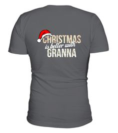"""# - Christmas is better with Granna .  Special Offer, not available anywhere else!      Available in a variety of styles and colors      Buy yours now before it is too late!      Secured payment via Visa / Mastercard / Amex / PayPal / iDeal      How to place an order            Choose the model from the drop-down menu      Click on """"Buy it now""""      Choose the size and the quantity      Add your delivery address and bank details      And that's it!"""