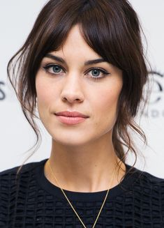Alexa Chung Makeup, Alexa Chung Hair, Alexa Chung Style, Models Off Duty, Hair Dos, My Hair, Bangs And Balayage, Hairstyles With Bangs, Cool Hairstyles