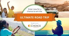 Win the Ultimate Road Trip