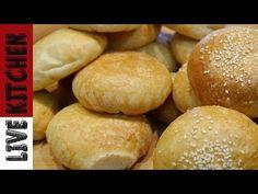 Κοτοπιτάκια - Κοτοψωμάκια ειδικά για Πάρτυ - Super soft Chicken Filled mini bread - YouTube