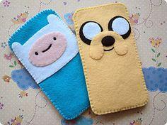 Jake - Hora de Aventura (Adventure Time) (Hellequin Ravena) Tags: jake felt feltro adventuretime horadeaventura