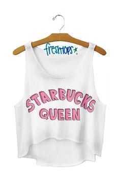 Bucks Queen Crop Top - Fresh-tops.com