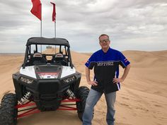 Hello from the Glamis sand dunes!