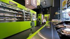 Finebox - Shopdesign und Pilotshop by retailpartners ag.