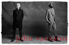 John Varvatos Grey 3 Piece suit!