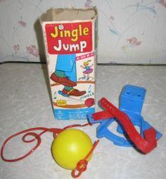 loved my jingle jump