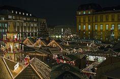Weihnachtsmarkt in Darmstadt