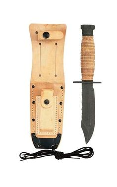 Army/Air Force issue Survival knife from @voodootactical.net sknife_18