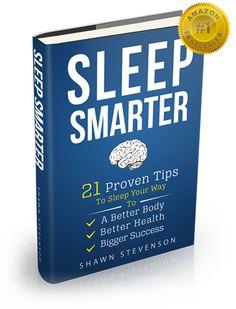 Sleep Smarter Shawn Stevenson