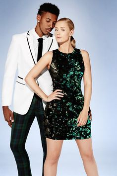 Iggy Azalea is the face of Forever 21 Holiday Ads along with her boyfriend Nick Young. (via @thr)