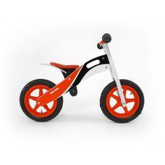 **OFERTA BICICLETA EXPOSICIÓN TIENDA** PRECIO OFERTA: 36€ Bicicleta sin pedales con marco de madera de la marca Milly Mally.