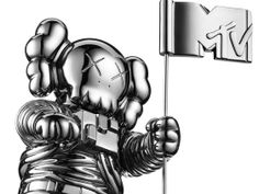 The MTV x KAWS Moonman... Jonah Hill (a KAWS collector who has bought from me on eBay) is gonna flip when he sees this!