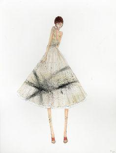 Illustration Gallery - Illustrating McQueen