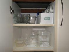 Home 2 you: Cozinha sempre organizada
