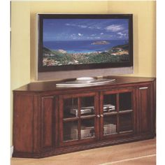 Angolo TV Stand