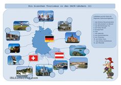 Tourismus in den DACH-Ländern (1)