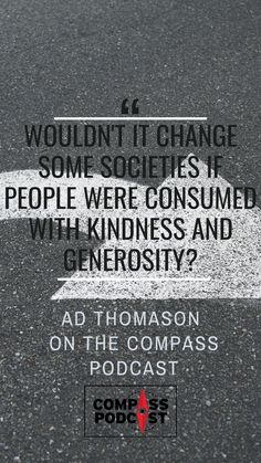 """AD Thomason, author of """"Permission to Be Black"""", joined the Compass Podcast to share his experience encountering freedom through the Spirit. How To Get, How To Plan, Change The World, Compass, Freedom, Spirituality, Author, Ads, Black"""