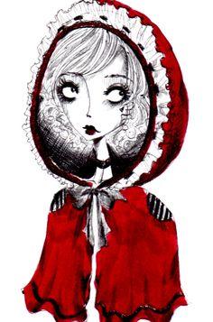 Little Red by ~KennedyxxJames on deviantART