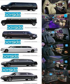 Bayside Limousines have been providing luxury transport services for over 20 years. That is the sort of experience money can't buy, which is why we are a cut above our competitors. Types of Limos with interiors. So which one do you like?  Share if you like it.  http://baysidelimousines.com.au
