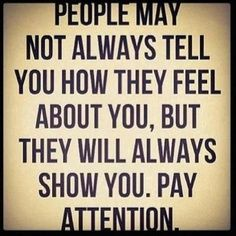 A good reminder, Pay attention not only to how people treat me, but how I treat others.
