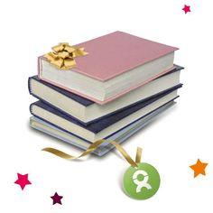 OxfamUnverpackt Geschenk Schulbücher Weihnachtskarte