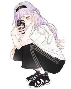 Ριηтєяєѕт: anime в 2019 г. dibujos de chicas, dibujos de anime и a Anime Chibi, Art Anime, Chica Anime Manga, Anime Art Girl, Manga Art, Anime Cat, Cool Anime Girl, Pretty Anime Girl, Kawaii Anime Girl