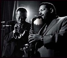 9 de marzo de 1958 / Van Gelder Studio / New Jersey / Adderley y Davis