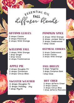 Essential Oils Christmas, Fall Essential Oils, Essential Oil Diffuser Blends, Diy Diffuser Oil, Doterra Diffuser, Cedarwood Oil, Diffuser Recipes, Fall Scents, Found Out
