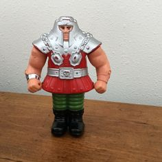 1982 He-Man Ram Man Action Figure  Mattel Toys  by MyVintagePoint