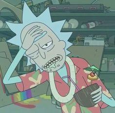 Oh shit, I'm so fucking drunk Cartoon Icons, Cartoon Memes, Cartoon Art, Cartoons, Rick And Morty Image, Rick I Morty, Sofia Vergara, Rick And Morty Stickers, Rick And Morty Poster